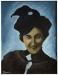 Bianca (ritratto di un ricordo che non ho) 1991 (35 x 45)