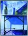 Natura morta (la bottiglia del naufrago), 1988 (90x70)