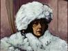 Ritratto di Marie, 1987 (70x90)