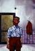 La porta a vetri, 1971 (100x70)