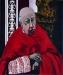 Ritratto in rosso, 1970 (65x55)