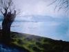 Lago di Bracciano, 1999 (70 x 90)