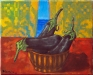 Natura morta con melanzane, 2010 (24x30)