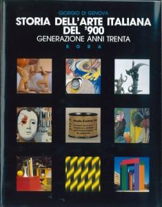 Storia dell'Arte Italiana del '900
